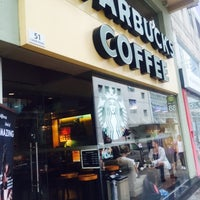 Photo taken at Starbucks by BEE J. on 10/6/2015