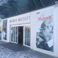 Photo taken at Munch-museet by VisitOSLO T. on 1/16/2013