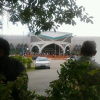 Photo taken at Universiti Tun Hussein Onn Malaysia (UTHM) by Hadiid S. on 11/2/2012