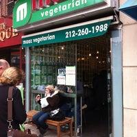 Photo taken at Maoz Vegetarian by Mark K. on 3/12/2014