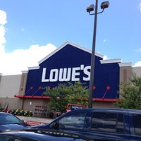 Photo taken at Lowe's Home Improvement by Emmanuel W. on 7/7/2013