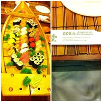 Photo taken at Izakaya Goku by Aira B. on 1/8/2013