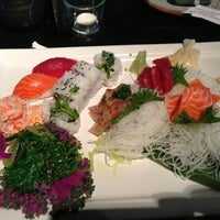 Photo taken at Miki Japanese Restaurant by Lory L. on 2/5/2013