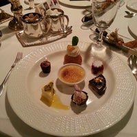 Photo taken at Le Gavroche by Юрий Ц. on 3/21/2013