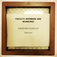 Photo taken at SFSU - Business Building by Aaron A. on 10/25/2013