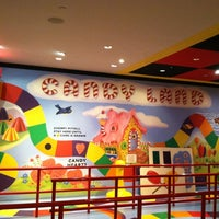 Photo taken at Toy Story Midway Mania by Marianne C. on 12/4/2012