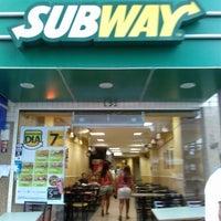 Photo taken at Subway by Alexander O. on 10/15/2013