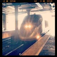 Photo taken at Providence Train Station (PVD) - MBTA & Amtrak by Joe B (. on 1/17/2013