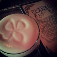 Photo taken at Flanagan's Ale House by Chris P. on 4/1/2013