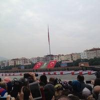 Photo taken at 1.Piyade Eğt. Tugay Komutanlığı Karargâh Bölüğü by F.Bilge İ. on 11/28/2014