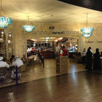 Photo taken at Wafi Gourmet وافي جورميه by Kurt B. on 3/8/2013