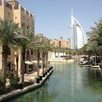 Photo taken at Jumeirah City Souq by Kurt B. on 3/18/2013