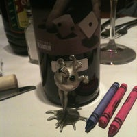 Photo taken at Romano's Macaroni Grill by Tiffany F. on 1/24/2013