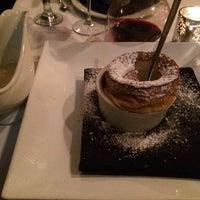 Photo taken at Zebra Restaurant & Wine Bar by heather a. on 12/13/2014