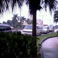 Photo taken at Hentian Bas Sri Putri by Niniy W. on 9/17/2012