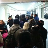 Photo taken at Terminal de Autobuses ATAH by Antonio L. on 2/3/2015