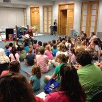 Photo taken at Topeka & Shawnee County Public Library by Glenn B. on 6/25/2013