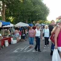 Photo taken at Red Bluff Wednesday Farmers Market by Sarah L. on 6/27/2013
