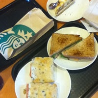 Photo taken at Starbucks Coffee by Fedor on 5/2/2013