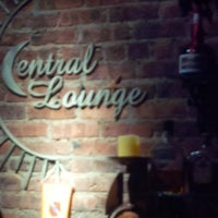 Photo taken at Central Lounge by Sandi on 6/7/2015