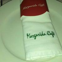 Photo taken at Margarida Cafe by Fernando R. on 7/27/2013