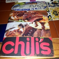 Photo taken at Chili's Grill & Bar by Robert K. on 10/14/2012