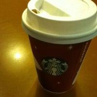 Photo taken at Starbucks by Anna B. on 11/8/2012