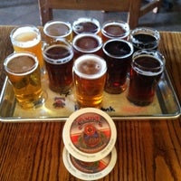 Photo taken at La Cumbre Brewing Company by Ni K. on 3/27/2013