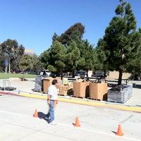 Photo taken at The Preuss School - UCSD by Henry J. on 10/19/2013