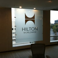 Photo taken at Hilton Worldwide Global Headquarters by David A. on 11/1/2012