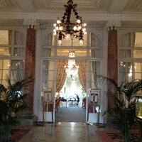 Photo taken at Hôtel du Palais by Baron Gerard C. on 5/24/2013