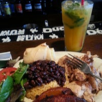 Photo taken at Papi's Cuban & Caribbean Grill by Antwon J. on 7/27/2013