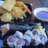 Photo taken at Sushi Bay by Katya M. on 7/26/2013