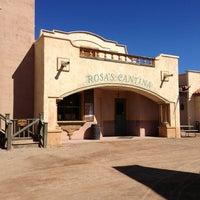 Photo taken at Old Tucson by Richard B. on 2/26/2013