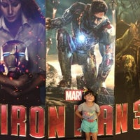 Photo taken at Eastwood Cinemas by Mark merlyn D. on 4/28/2013