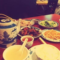 Photo taken at Old Beijing 老北京 by Christine W. on 5/15/2013