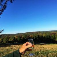 Photo taken at Sharpe Hill Vineyard by Tina L. on 10/10/2015