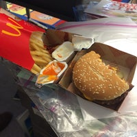 Photo taken at McDonald's by Mariana C. on 4/17/2014