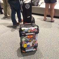 Photo taken at Baggage Claim by Glenn F. on 6/30/2014