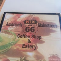 Photo taken at Kix On Route 66 by Cassie S. on 3/23/2013