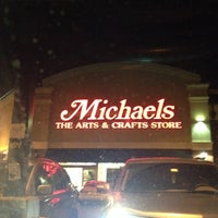 Photo taken at Michaels by Julie W. on 2/26/2014