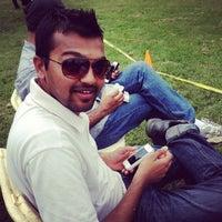 Photo taken at Volunteer's Park by Prerak P. on 6/16/2013