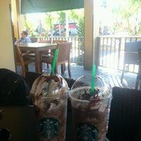 Photo taken at Starbucks by Stv L. on 10/3/2012