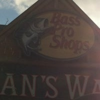 Photo taken at Bass Pro Shop by Kathleen C. on 3/2/2013