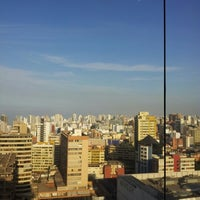 Photo taken at Hotel Estelar Miraflores by Ramiro G. on 2/15/2013