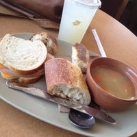 Photo taken at Panera Bread by Christina R. on 3/30/2014