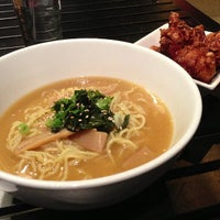 Photo taken at Noodle Theory by Words and Nosh on 1/25/2013