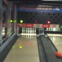 Photo taken at Amazon Bowling by Lívia G. on 12/21/2012