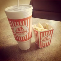 Photo taken at Whataburger by Stephen T. on 4/23/2014