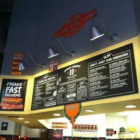 Photo taken at Jimmy John's by Stacy F. on 11/25/2012